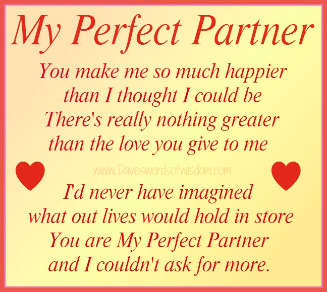 Dedicate this to that special person in your life