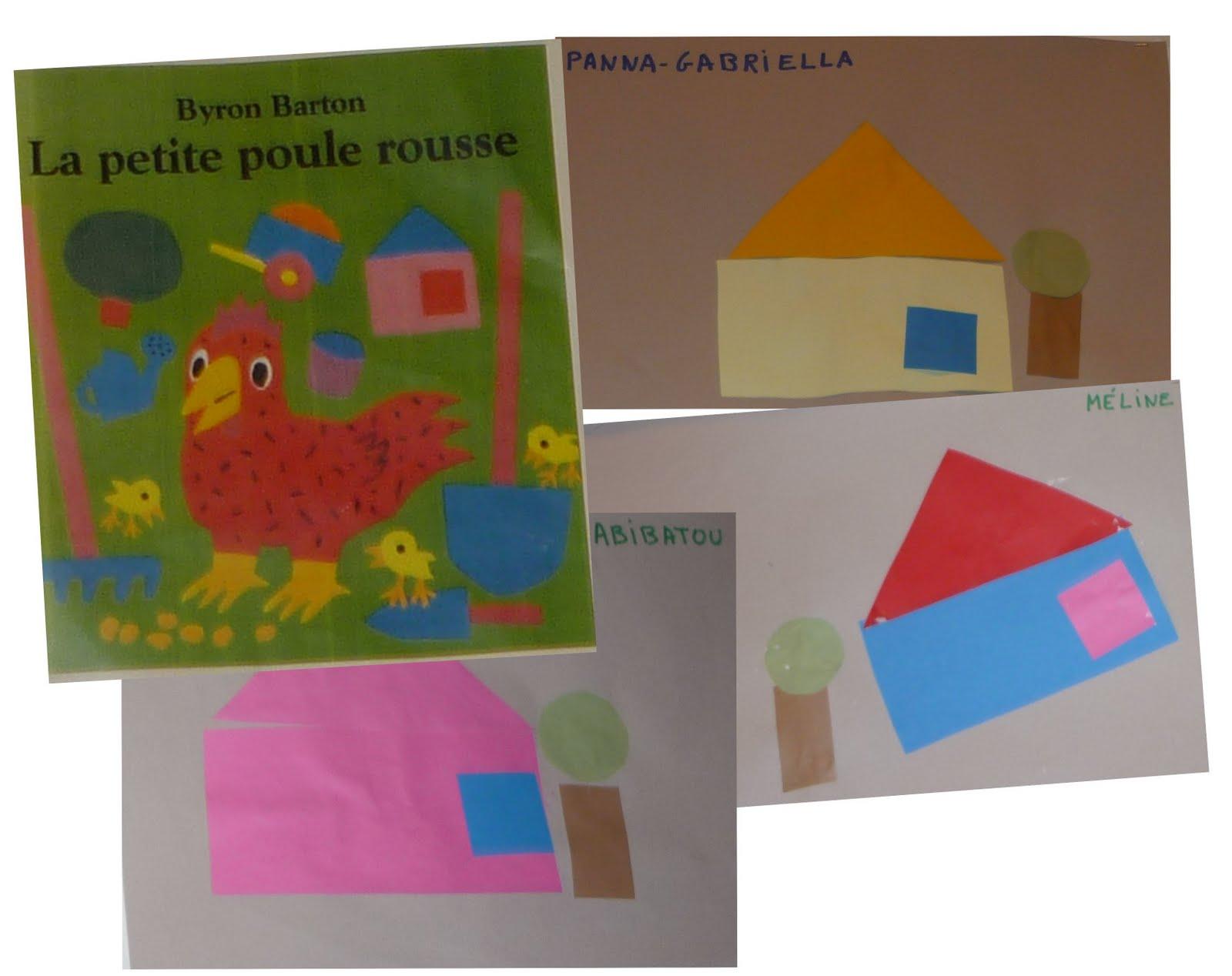 Le blog des parents de l 39 cole varet la maison de la poule rousse - La maison de la poule ...