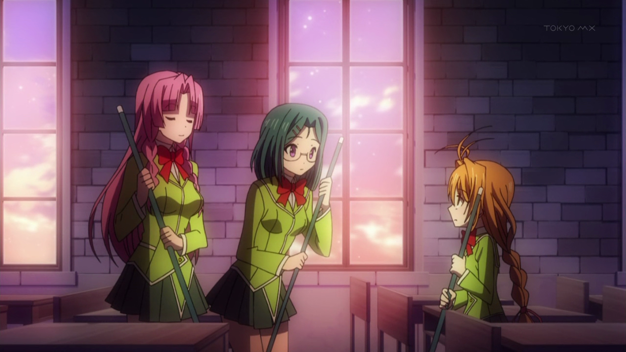 Anime Weekly Kamisama No Inai Nichiyoubi Ep07