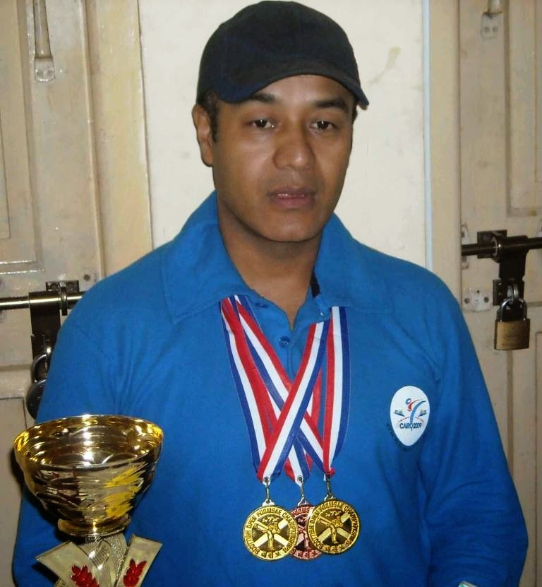 Trilok Subba to represent India in international Taekwondo championship