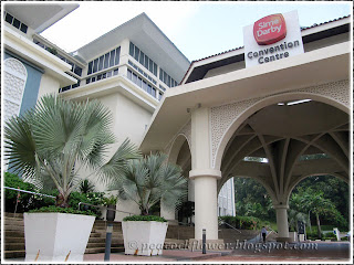 Sime Darby Convention Center (Pusat Konvensyen Sime Darby), Bukit Kiara, KL
