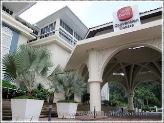 Sime Darby Convention Center (Pusat Konvensyen Sime Darby), Bukit Kiara, KL