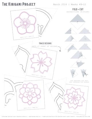 Berühmt Omiyage Blogs: The Kirigami Project MN05