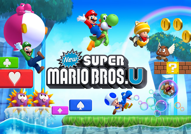 New Super Mario Bross - U MizTia Respect