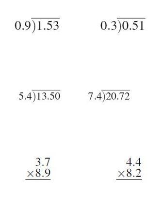 Mr howards esol math 8 23 6th grade period 3 amp 4