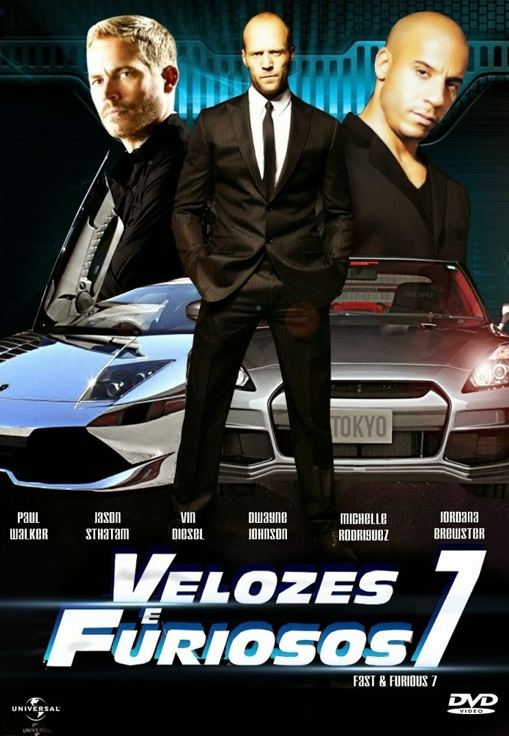Download Velozes e Furiosos 7 Dublado