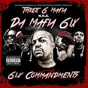 6ix Commandments: Get It LIVE!