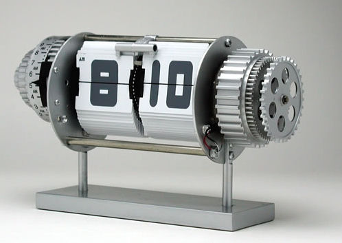 10 amazing and stylish alarm clocks interesting creative for Amazing alarm clocks
