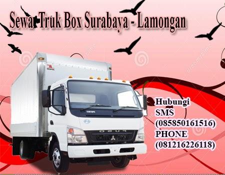 Sewa Truk Box Surabaya - sampang