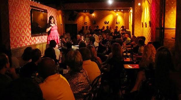 Clube de comédia Stand Up New York em Nova York