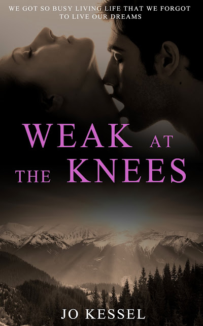 Blog Tour: Promo/Excerpt + Giveaway – Weak at the Knees by Jo Kessel