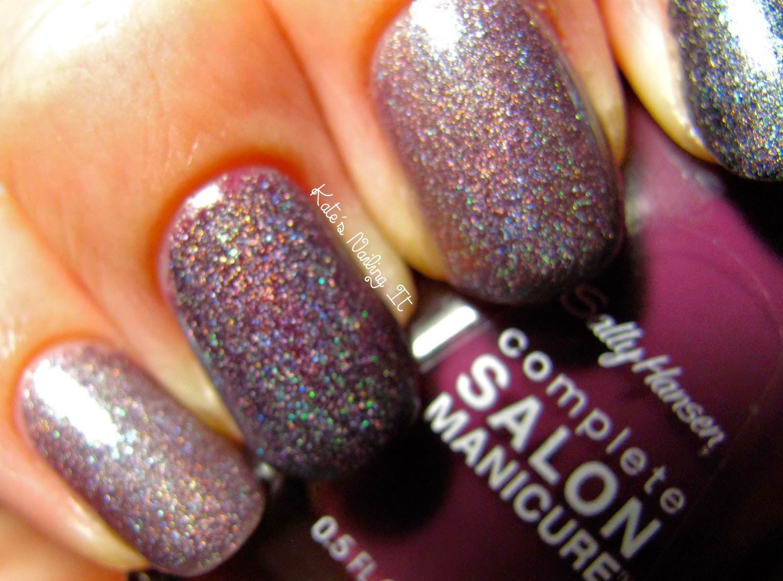 Kates Nailing It September 2014 Austin Sandal Mitzi Silver Nightfall Is Not As Sheer Mermaid Scales Two Coats Looked Great But Was Still A Liiiittle Bit For My Taste So I Went Up To Three