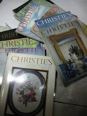 Majalah Barang Antik Christies's Bekas