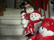 Staircase of Snowmen (Snowdens)