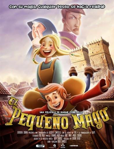 Ver El pequeño mago (2012) Online