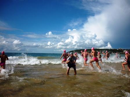 Saxon+Bird+2013+012 - Swim for Saxon Ocean Swim - Queenscliff Surf Life Saving Membership: soiled water, politics and OH&S
