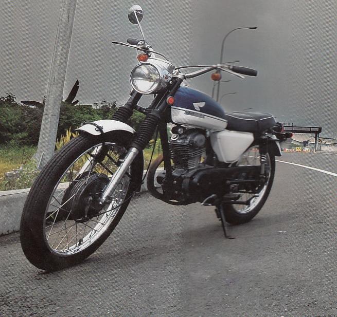 Modifikasi Honda Gl 125 Neotech Cb 100 Style Honda Cb 125 Twins