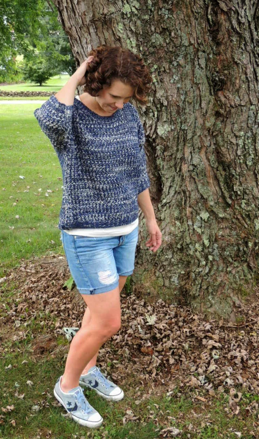 Budget Friendly, NYC Chic Fall Fashion from Necessary Clothing via thefrugalfoodiemama.com - Sebastian Pull Over Sweater
