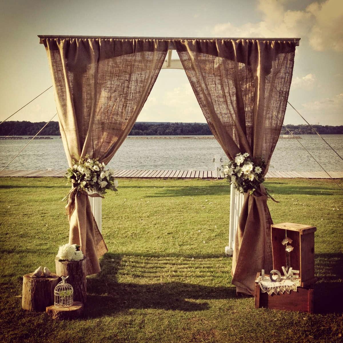 Wedding Altar Decorations Ideas: Uma Linda Promessa: Ideias Para Decoração Do Altar De