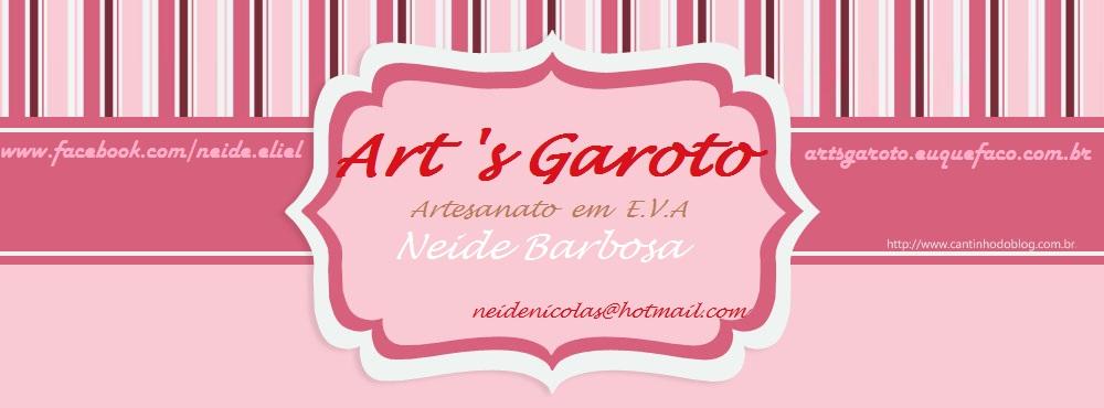 Art`s    Garoto