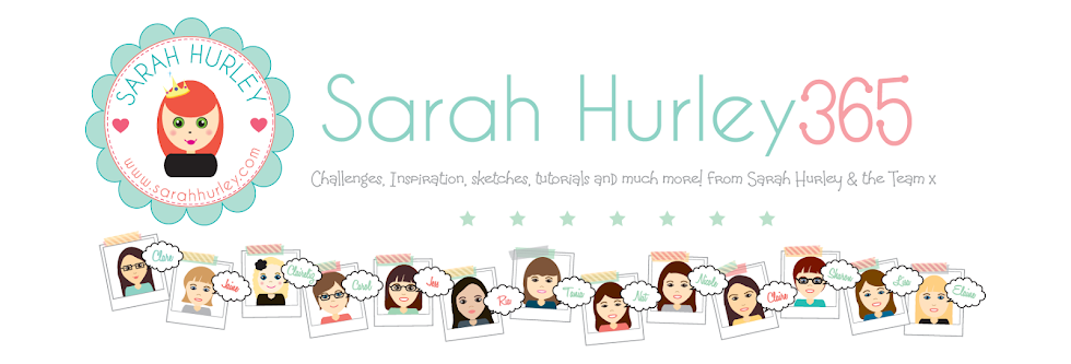 Sarah Hurley 365 (Formerly Sarah Hurley Challenges)