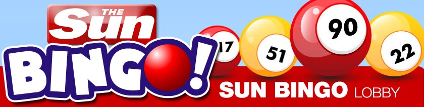 Sun Bingo Online | Claim your 20 FREE at Sun Bingo Lobby