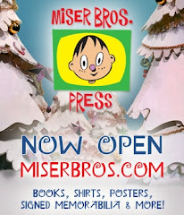 RICK GOLDSCHMIDT'S MISER BROS. PRESS!