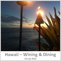 Sydney Fashion Hunter - Hawaii Wining & Dining