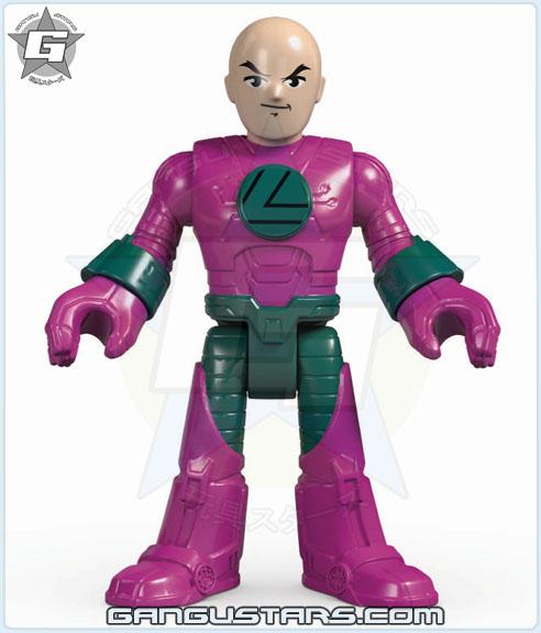 Hall of Doom Lex Luthor dc comics imaginext バットマン イマジネックスト アメコミ