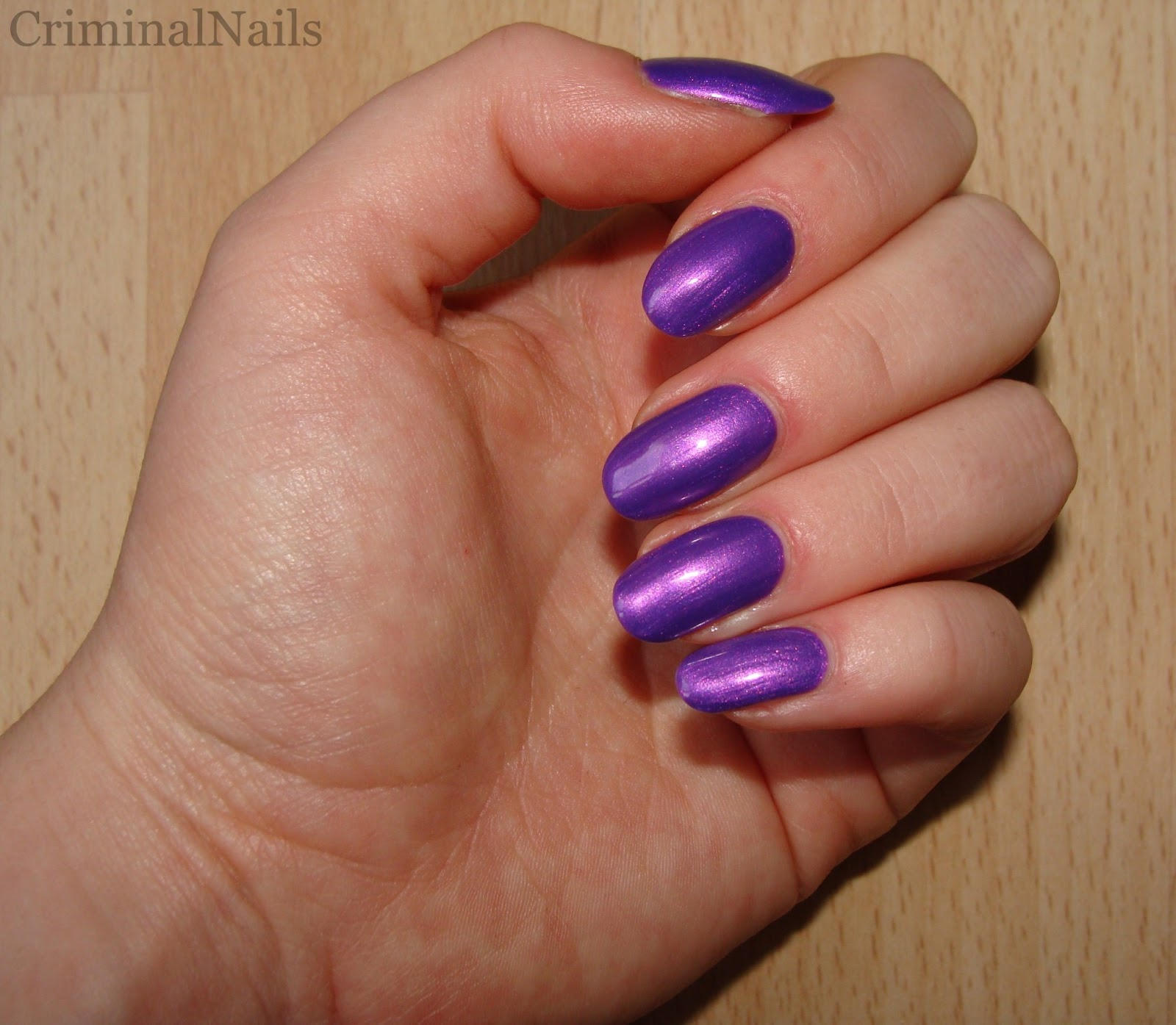 Criminal Nails: ABC Challenge: Letter E - Express Nails nº 201