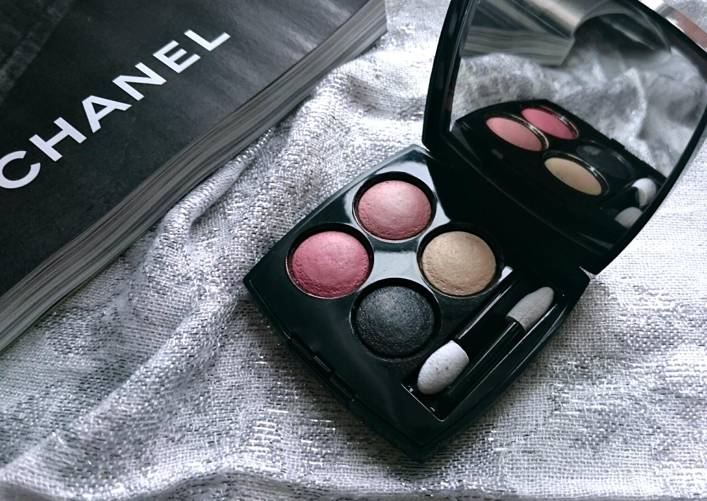 Chanel Les 4 Ombres #238 Tisse paris