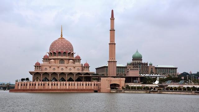 Tasik River Cruise Putrajaya Pink Mosque