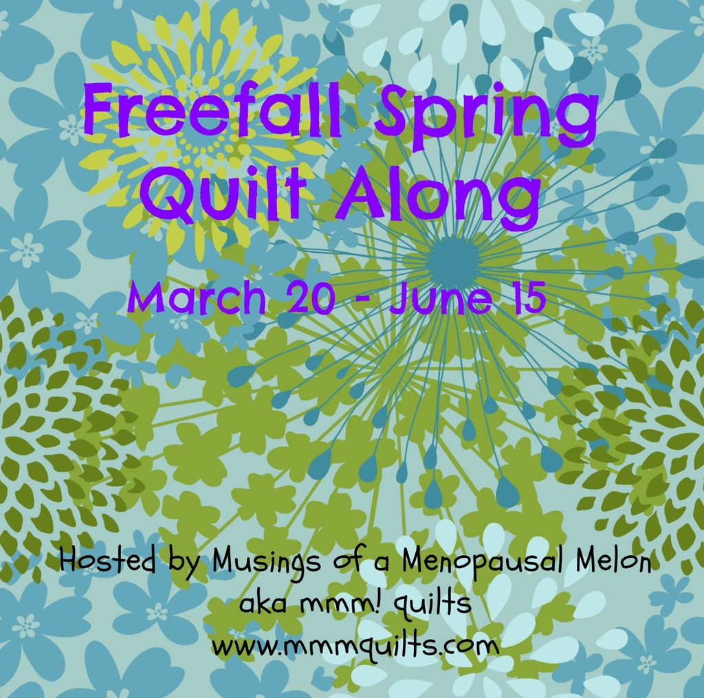 Freefall Spring Quilt Along