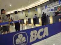 LOWONGAN KERJA STAF DIVISI KEUANGAN DAN PERENCANAAN BANK BCA NOVEMBER 2014