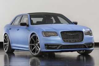 Chrysler 300 Super S Concept (2015) Front Side
