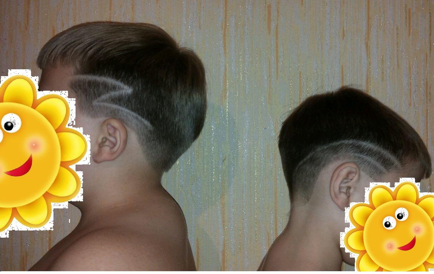 Узоры для парикмахера