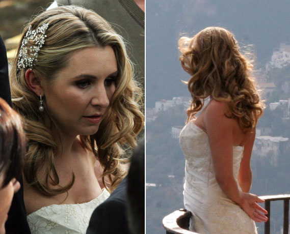 Wedding Hairstyles For Long Hair Pulled To The Side : Beautiful pictures bridal hairstyles