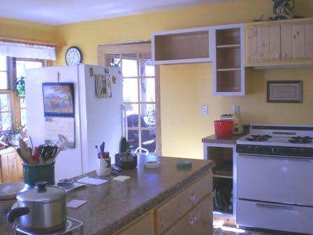 A Home Grown Journal Another Kitchen Arrangement