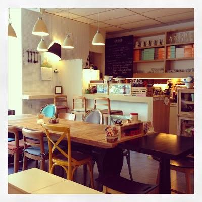 A Very Cozy Zakka Coffee Shop