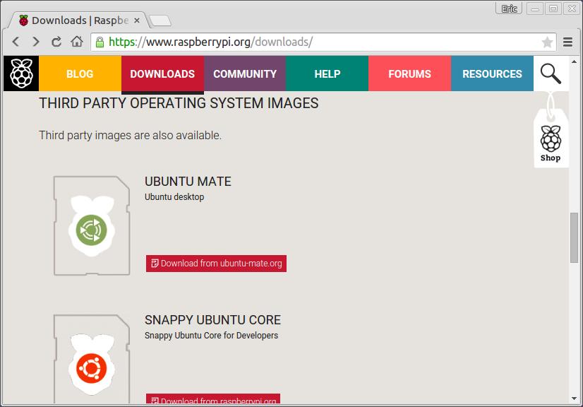 Raspberry pi 3 ubuntu 16.04 download