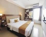 Hotel Dafam Fortuna Malioboro - Deluxe - kamar saja