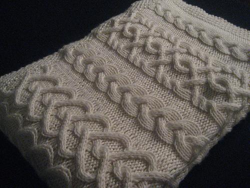 Levi's Baby Blanket Pattern