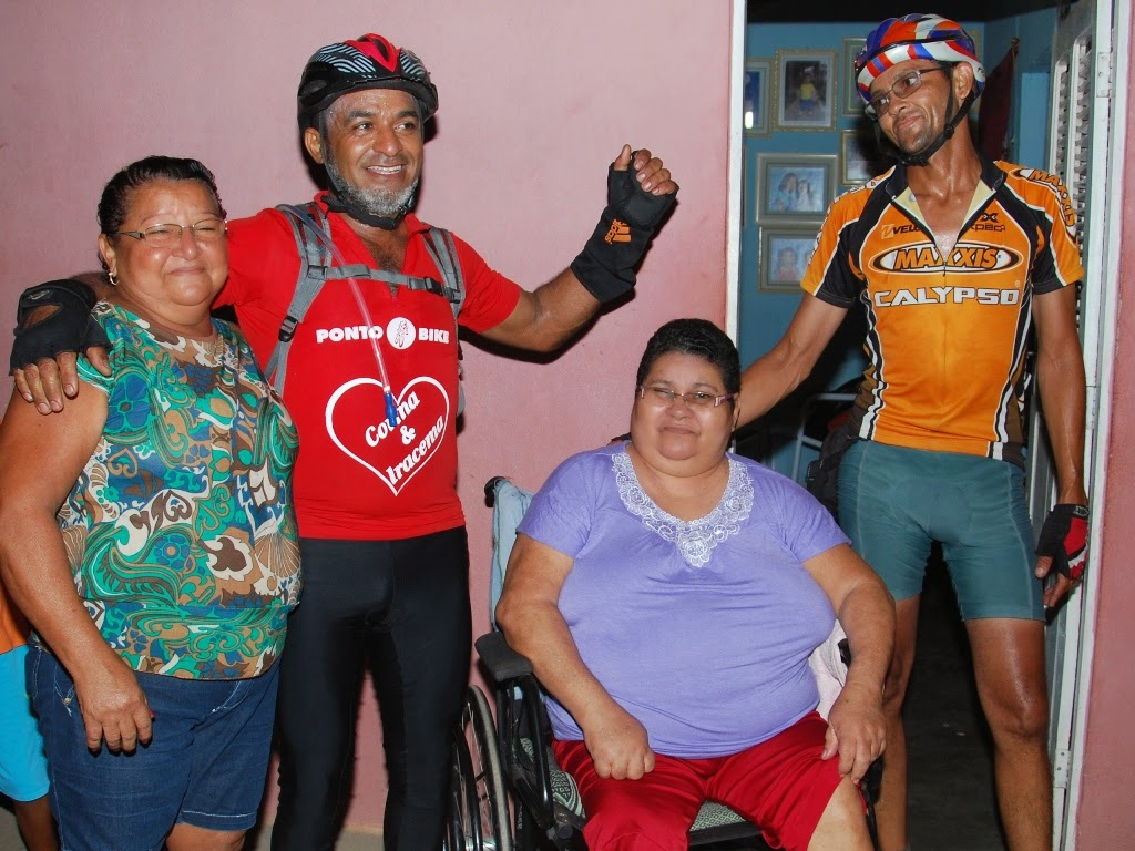 Aventura - Paulo de Iracema cumpre promessa que fez a mãe