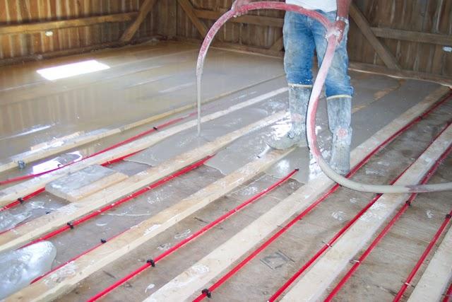 ... Heating How To Heat Concrete Floors The Concrete | bunda-daffa.com