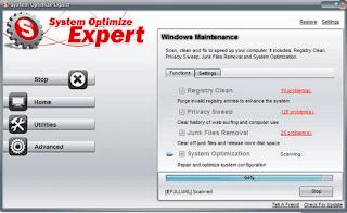 System Optimize Expert 3.42 + Patch  Pc+screenshoot249