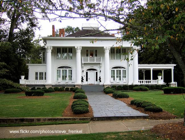 Mansion Lee Porter en Georgia - Estados Unidos