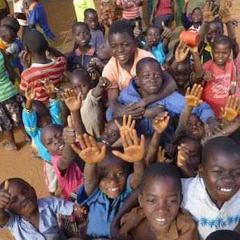 Millones de niños en Malawi