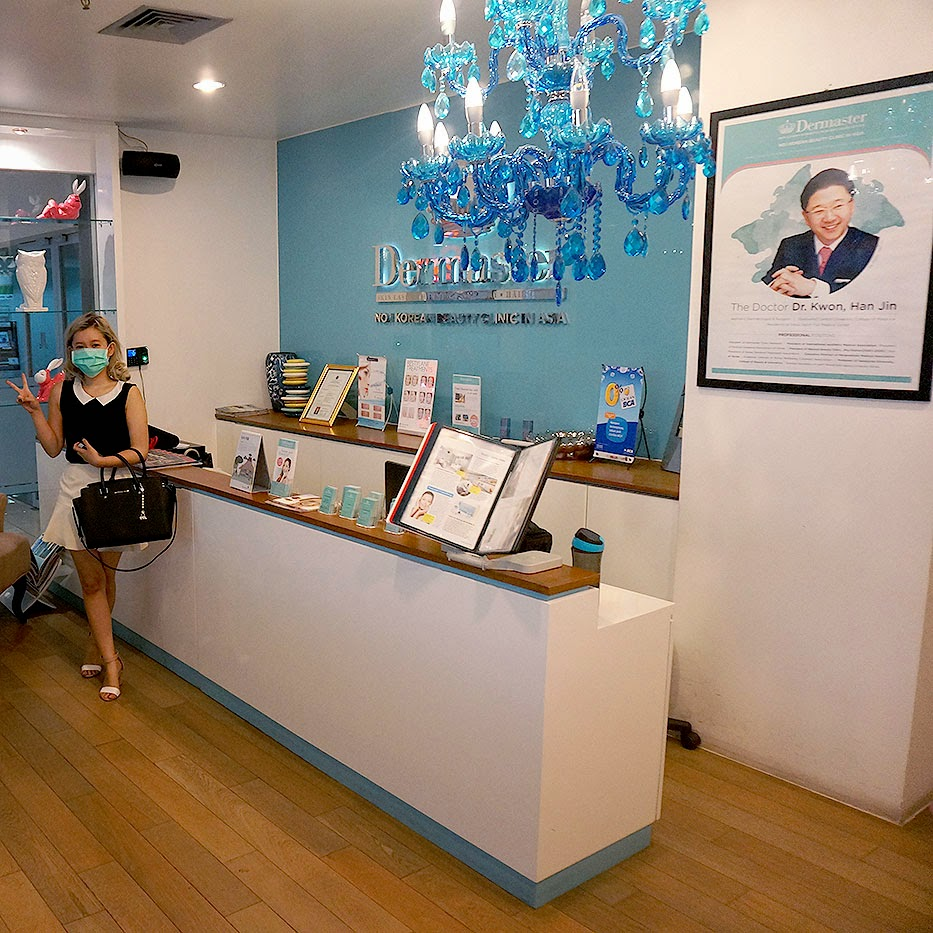 Thread Lift and Botox for Sharper and Smaller Face at Dermaster