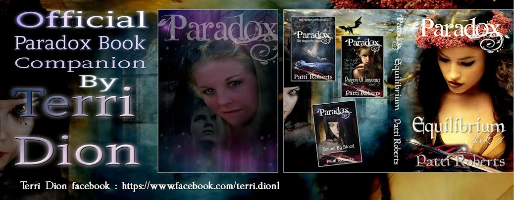 The Paradox Series Book Companion by Terri Dion