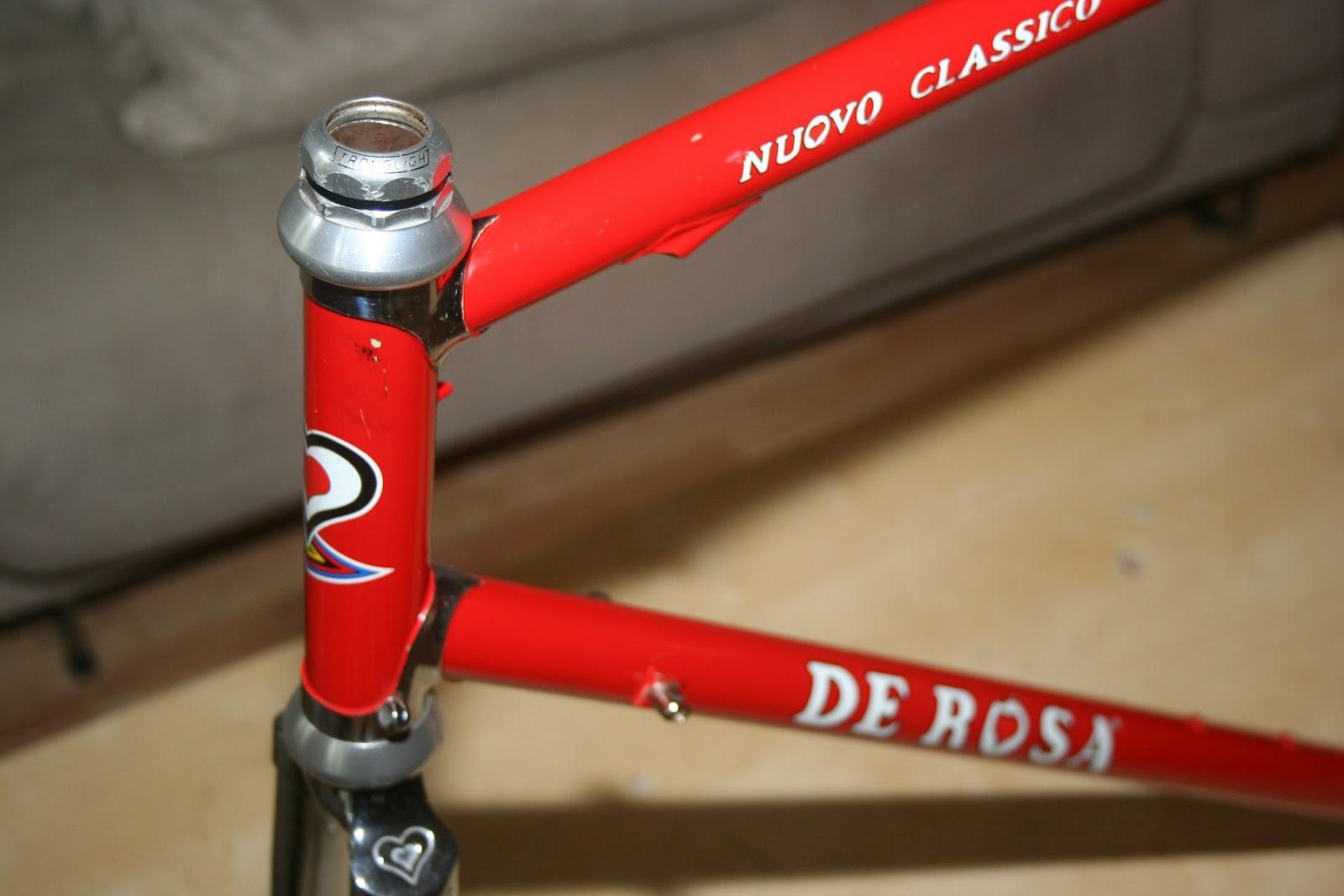 De rosa bicycles bikeadelic de rosa nuovo classico for Ebay classico